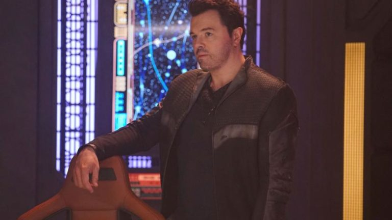 The Orville Season 2 Episode 14 Review: The Road Not Taken