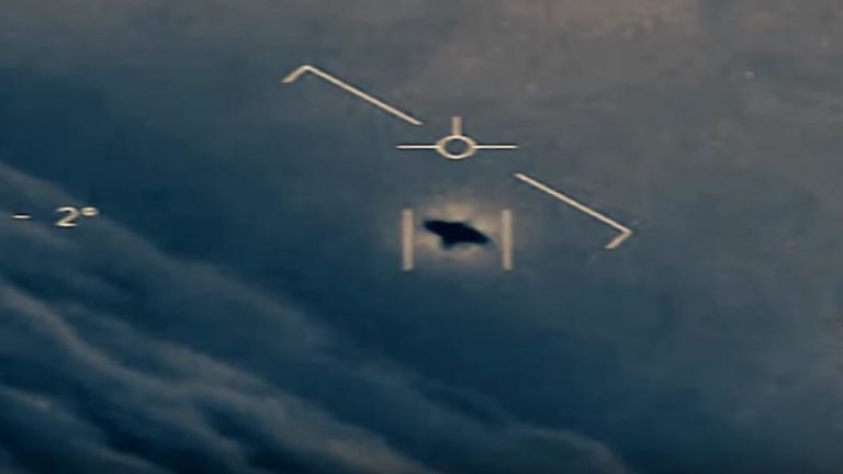 DoD Confirms They Released Navy F-18 FLIR UFO Videos