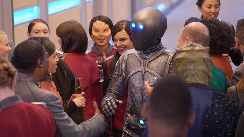 The Orville Season 2 Episode 8 Review: Identity Part I