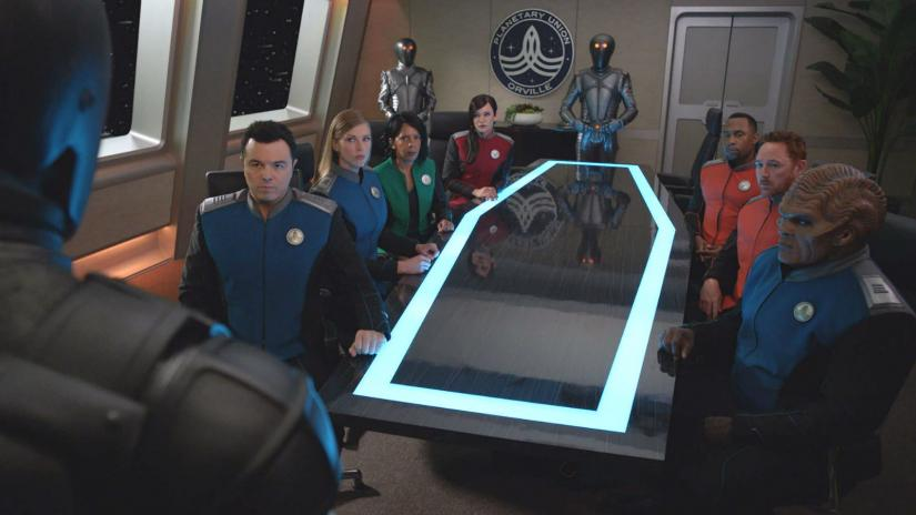 The Orville Season 2 Episode 9 Review: Identity Part II