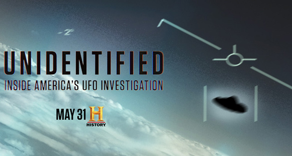 Unidentified Review: History Series Takes UFOs to a New Level of Credibility