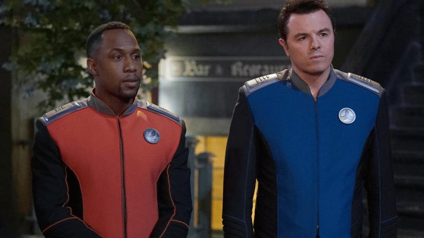 The Orville Season 2 Episode 7 Review: Deflectors