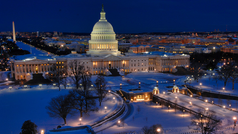 UFOs Hot Topic in Washington DC